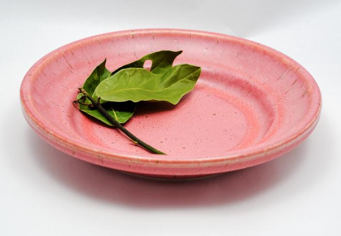 Assiette Framboise